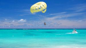 Si vas al Caribe estos son los deportes acuáticos más emocionantes