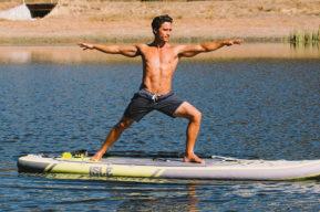 Todo lo que debes saber para la práctica del yoga paddle