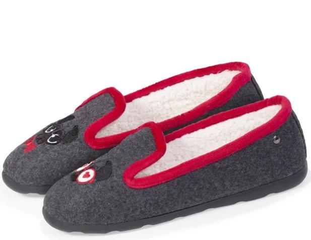 Zapatillas de casa mujer las más lindas y originales 1