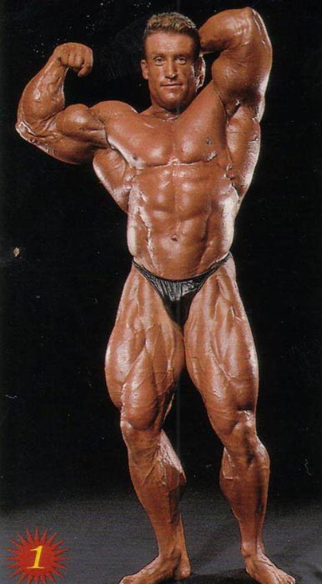 Campeones fisicoculturistas, Dorian Yates