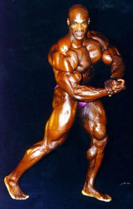 Campeones fisicoculturistas: Ronnie Coleman
